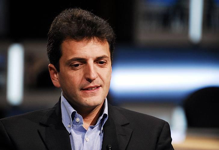Sergio Massa acompañará al Presidente a al foro de Davos
