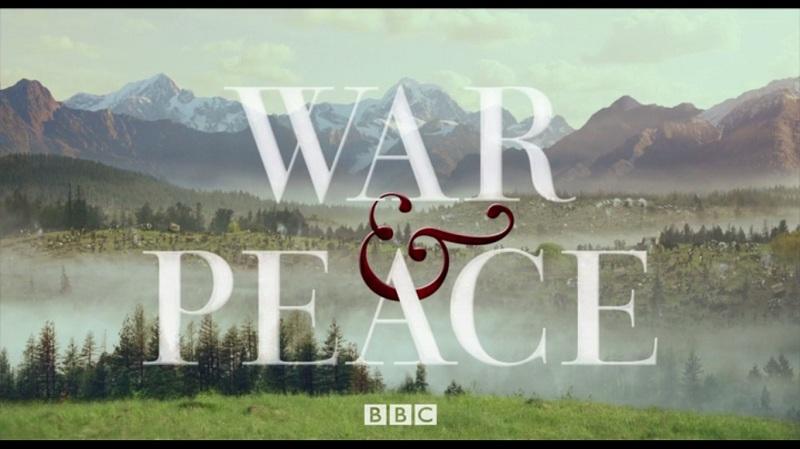 """Estrenó """"Paz y Guerra"""", de Tolstoi a la BBC"""