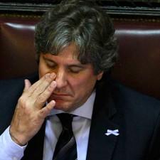 Inédito: Oyarbide procesó  a Amado Boudou por dádivas