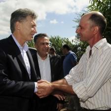 Mauricio Macri eliminó las retenciones a la Minería