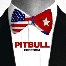 "Pitbull estrena su nuevo single ""Freedom"""