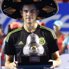 Dominic Thiem no detuvo su buen andar y se alzó con el Torneo de Acapulco