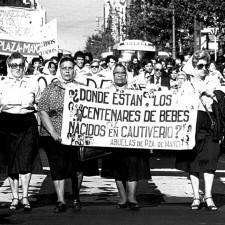 Actos a 40 años del último golpe de estado