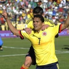 Colombia sufrió pero terminó ganándole a Bolivia sobre la hora