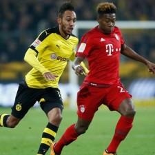 En el duelo por el título Bayern Múnich empató con el Borussia Dortmund y conservó la ventaja