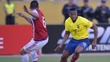 Paraguay estuvo cerca de dar el golpe pero Ecuador lo empató en el final