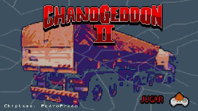 Chanogedon II otro juego para revivir los choques del Chano.
