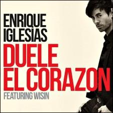 """Enrique Iglesias y Wisin juntos en """"Duele El Corazón"""""""