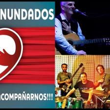 Juntos X los Inundados llega a Rosario con un gran show solidario