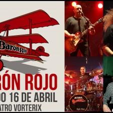 """""""Barón Rojo"""" de regreso en Argentina"""