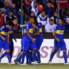 Boca se hizo fuerte en Paraguay y derrotó a Cerro Porteño
