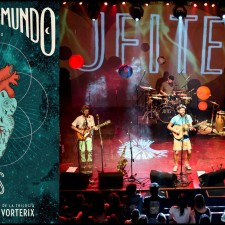 """JEITES presenta su nuevo álbum """"Ciudadano del Mundo"""""""