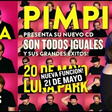 """PIMPINELA presenta """"Son Todos Iguales"""""""