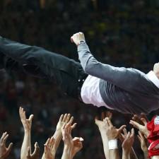 Bayern Múnich le ganó por penales a Borussia Dortmund y se quedó con la Copa alemana