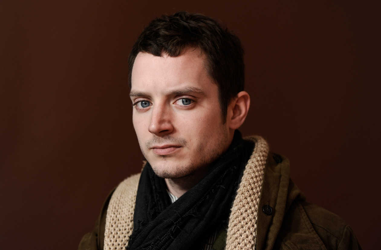 Elijah Wood denunció una red de pedofilia en Hollywood