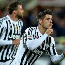 Con un gol en tiempo extra Juventus le ganó al Milán y se consagró en la Copa Italia