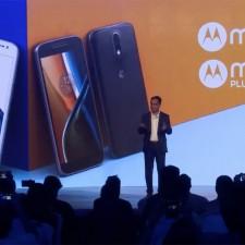 Los nuevos integrantes de la familia Motorola