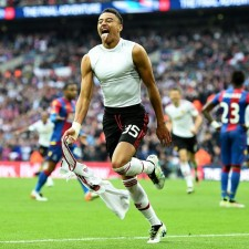 Manchester United se lo dio vuelta a Crystal Palace en el alargue y conquistó la FA Cup