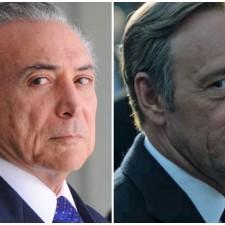 "Michel Temer, el ""Frank Underwood"" de Brasil"