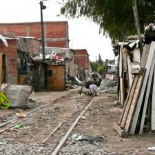 Según la Iglesia, la pobreza volvió a crecer