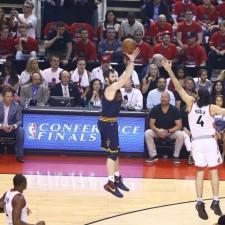 Cleveland dejó sin nada a los Raptors y llegaron a la final de la NBA