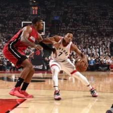 Histórico triunfo de Toronto ante los Heat