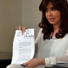 Bomba Jurídica: carta de CFK a Lázaro Báez y ¿Casanello se queda sin causa?
