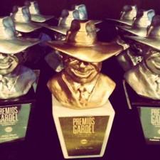 """Los nominados a los """"Premios Gardel a la Música"""" 2016"""
