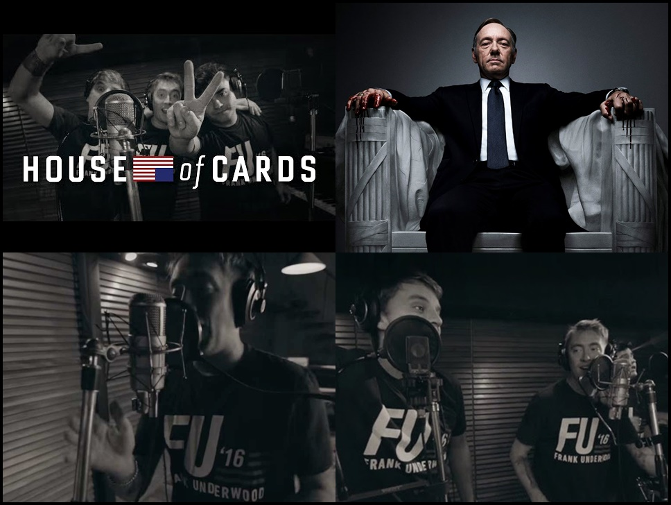 "La cumbia de Los Totora en ""House Of Cards"""