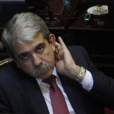 Escrache a Aníbal Fernández y amenazas del exministro