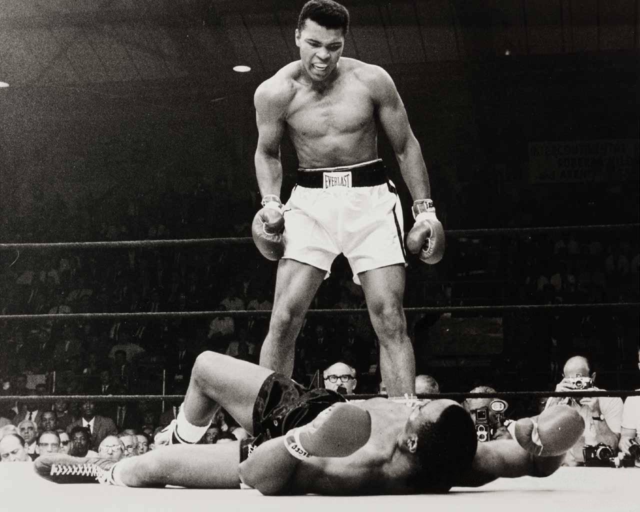 Conmoción en el mundo del boxeo murió Muhammad Alí