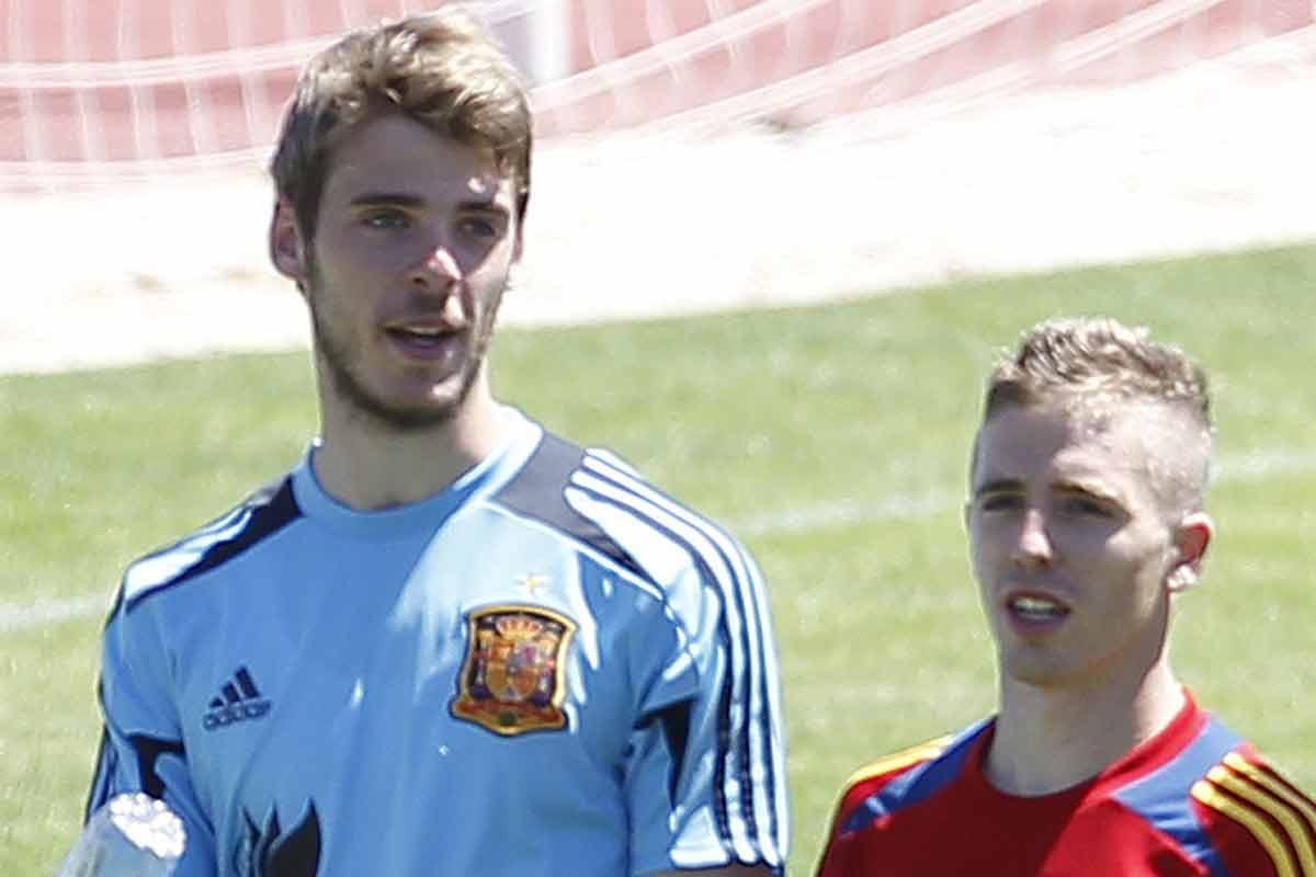 Escándalo sexual en la selección de España