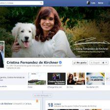 CFK sangra por la herida y se despacha vía Facebook