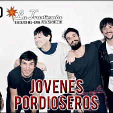 """Jóvenes Pordioseros estrena su nuevo video """"Eterno"""""""