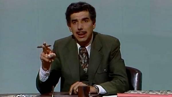 Se fue otra leyenda de la TV murió el Profesor Jirafales
