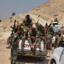 Rebeldes sirios y EEUU avanzan sobre ISIS
