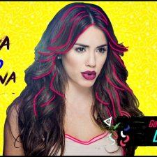 Lali Espósito ganadora del MTV MIAW 2016