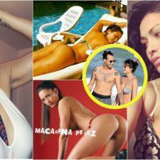 Macarena Pérez desnuda por un Hacker