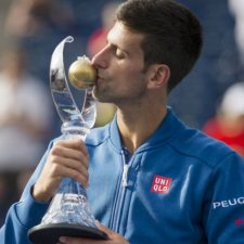 Djokovic sigue imparable y se consagró en Toronto