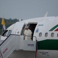 """El Papa en Polonia: """"El mundo está en guerra"""""""