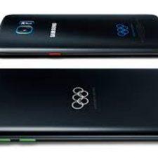 El celular de los Juegos Olímpicos