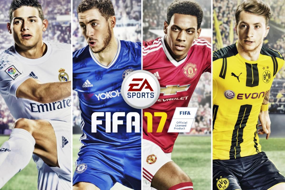 Elige la cara del FIFA 17