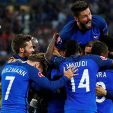 Francia venció a Alemania y está en la final de la Euro
