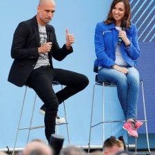 Guardiola fue presentado en Manchester City
