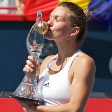 Simona Halep se consagra en Montreal