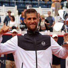Un Martin Klizan impecable obtiene el torneo de Hamburgo