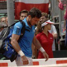 Copa Davis: Mónaco cayó en el segundo punto