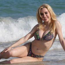 Se filtraron más fotos hot de Fátima Flores