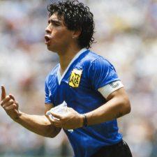 Telefe hará una superproducción de la vida de Maradona
