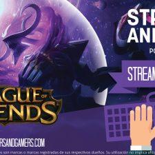 Todas las actividades del Streamers & Gamers